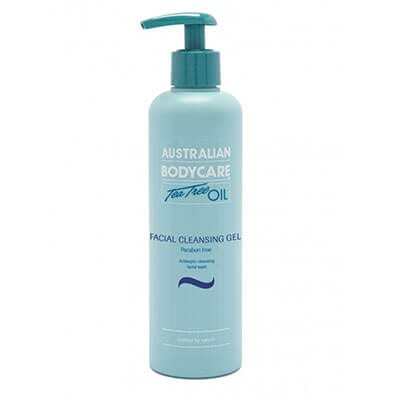 Australian Bodycare Cleansing Facial Gel 250ml