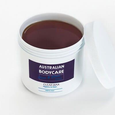 Australian Bodycare Honey Wax Jar 425g
