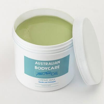 Australian Bodycare Tea Tree Wax Jar 425g