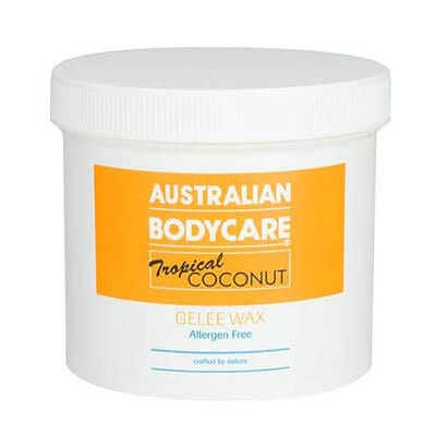 Australian Bodycare Gelee Tropical Wax Jar 425g